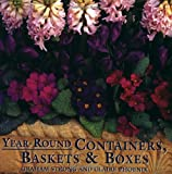 Year-Round Containers, Baskets and Boxes, Graham Strong and Claire Phoenix, 1552851036