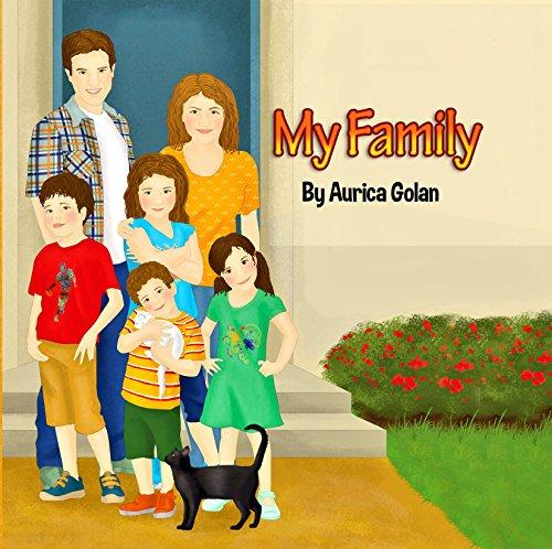 My Family by Aurica Golan ebook deal
