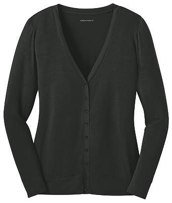 e6186f89f Port Authority Ladies Concept Cardigan at Amazon Women s Clothing store