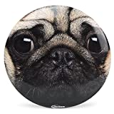 Discraft ESP Buzzz Supercolor Disc Golf Midrange Flying Disc Plus FREE Mini Marker - Pug