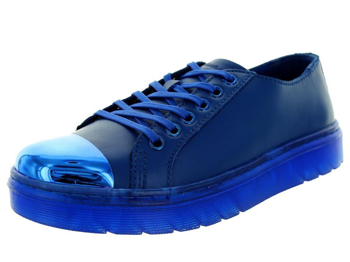 Dr. Martens Women's Alexei Blue Oxfords 7 M UK, 9 M