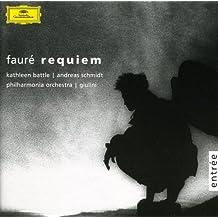 Faure: Requiem Op.48, Pavane Op.50, Elegie for Cello & Orchestra, etc.