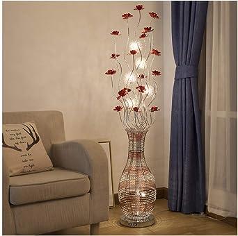 WB_L Lámparas de pie Lámpara de pie para sala de estar del ...