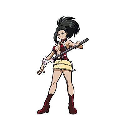 Figpin My Hero Academia Momo Yaoyorozu Collectible Pin #181: Toys & Games