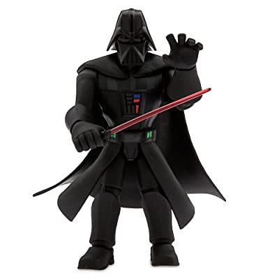 Star Wars Darth Vader Action Figure Toybox: Toys & Games