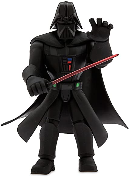 4/'/' Darth Vader STAR WARS Action Figures Toy Model Changeable Gift CollectionNew