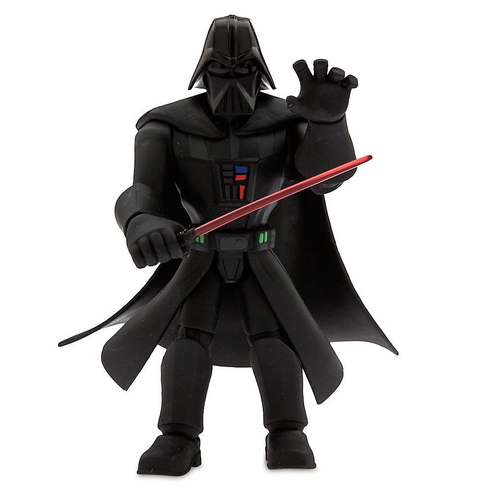 Star Wars Darth Vader Action Figure Toybox