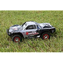 SummitLink Truck Body Black for 1/10 Slash 4x4 VXL 2WD Slayer Shell Cover Baja 6811 (Truck not included)