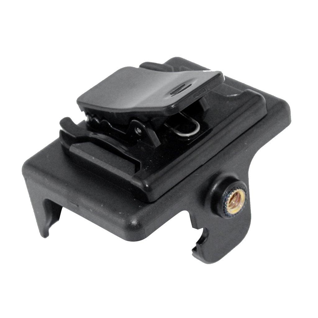 MagiDeal Rucksack Clip Klemm Halterung Fall für SJ4000 SJ4000 Wifi Sportkamera STK0151004558