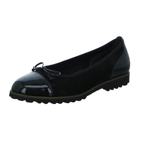 Gabor 23 100 Femme Ballerines Classiques Ballerines Chaussures D Ete