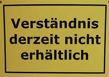 alemán Cartel 15 cm comprensión disponible Alemán Cartel ...