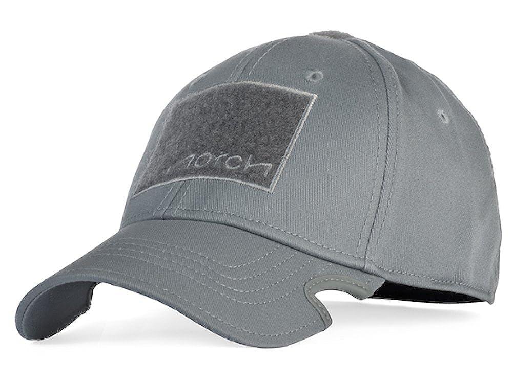 Notch Classic Fitted Grey Operator Cap S//M