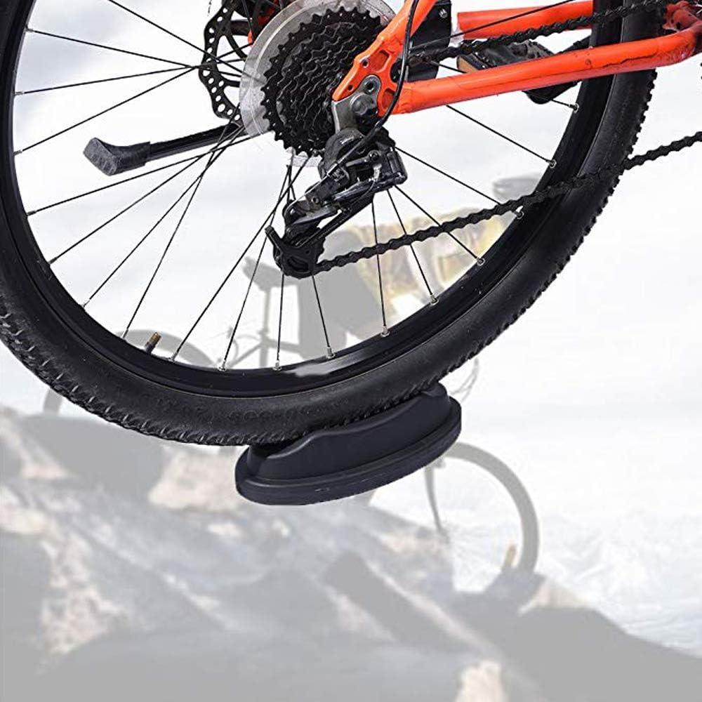 HPiano Soporte de Rueda Delantera (2 Unidades) para Turbo Trainer, Bloque Elevador de la Rueda Bloque de Entrenamiento de la Bicicleta Delantera Rueda Vertical Bloque de Soporte Estabilizador: Amazon.es: Deportes y aire