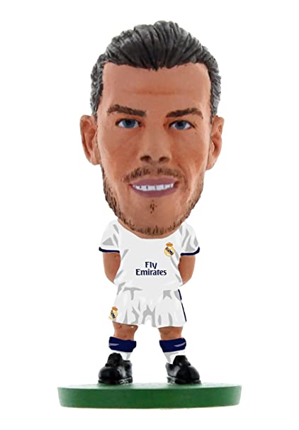 low priced f5bc7 df4e1 SoccerStarz Real Madrid C.F. Gareth Bale: Amazon.in ...