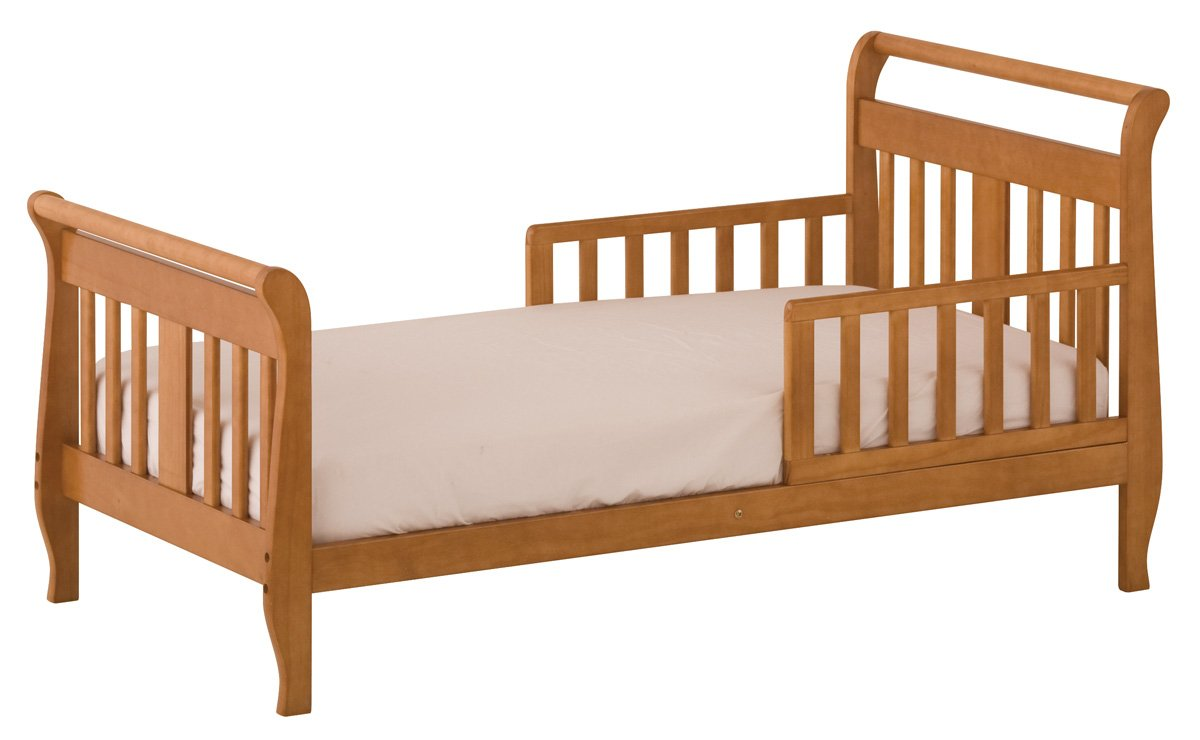 Amazon Storkcraft Soom Toddler Bed Oak Discontinued By Manufacturer Baby