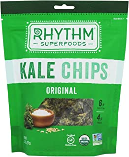 product image for Rhythm Kale Chips - Original, 2.0 oz, Pack of 12
