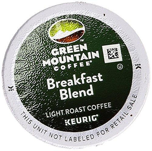 Green Mountain Coffee Breakfast Commingling K-Cup, 36 ct