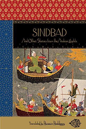 "Sindbad: And Other Stories from the Arabian Nights (New Deluxe Edition): And Other Stories from the ""Arabian Nights"""