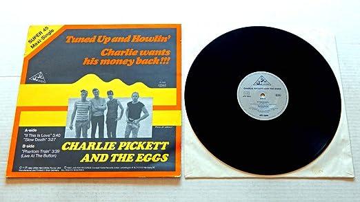 Charlie Pickett And The Eggs, Charlie Pickett, Mark Markham, Ray