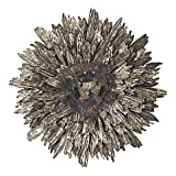 Golden Roast Metal Foliage Explosion Wall Décor, Wipe clean with dry cloth | Measures 27'' L x 4'' W x 27'' H