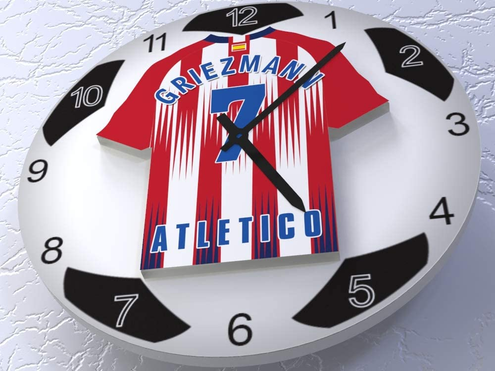 FanPlastic Antoine Griezmann 7 Atletico Madrid FC Legends Edition ...