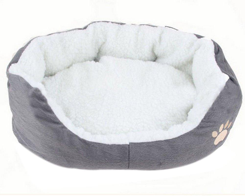 Cama para mascotas Cama de perro Cama de dormir para gatos Cama de perro de forma redonda: Amazon.es: Bricolaje y herramientas