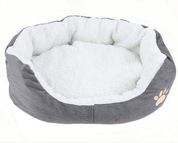 Aikesi Cama para Mascotas Caliente Suave Casa para Mascotas Cama para Perro Gato y Otros Animales,Size L: Amazon.es: Juguetes y juegos