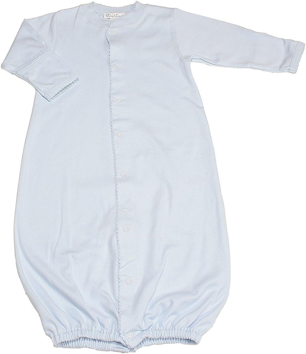 Blue Kissy Kissy Basic Converter Gown