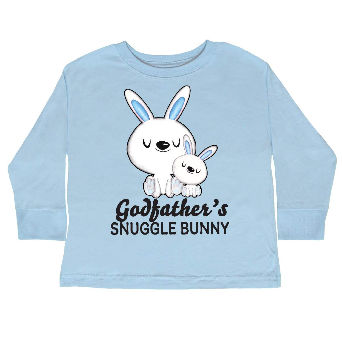 inktastic Godfathers Snuggle Bunny Easter Toddler T-Shirt