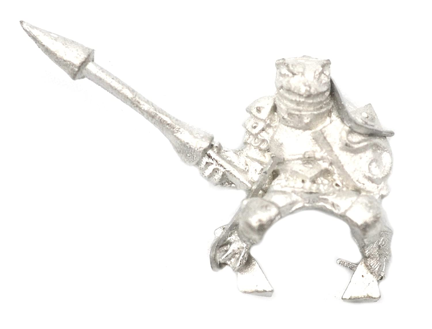 Made in USA Stonehaven Miniatures Stonehaven Grippli Knight Rider Miniature Figure for 28mm Table Top Wargames