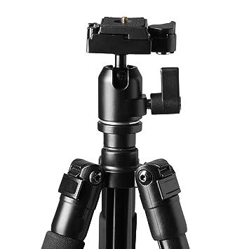 Trípode para cámara réflex Digital con Cabeza de Bola, 63