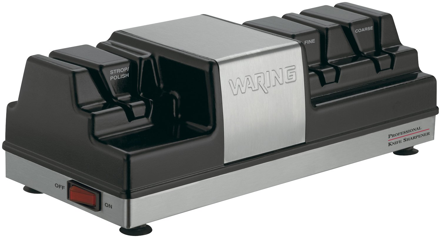 Waring  (WKS800) Commercial Three-Station Knife Sharpener by Waring (Image #1)
