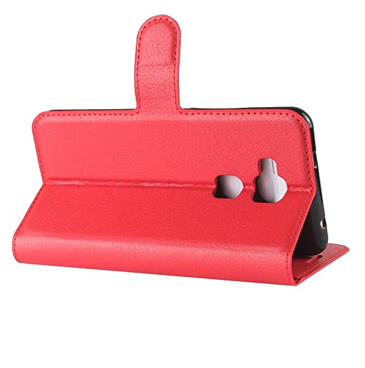 Amazon.com: BQ Aquaris V Plus Case,Manyip PU Leather Stand ...