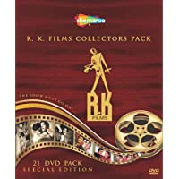 R. K. Films Collectors 21 DVD Pack