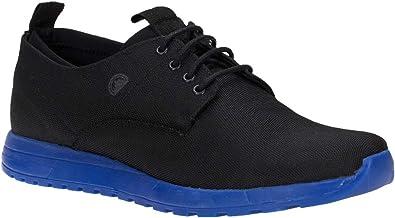 ROCK PILLARS Top Gun QC 00595 - Zapatillas de Deporte Unisex, Color Negro, Talla 9: Amazon.es: Zapatos y complementos