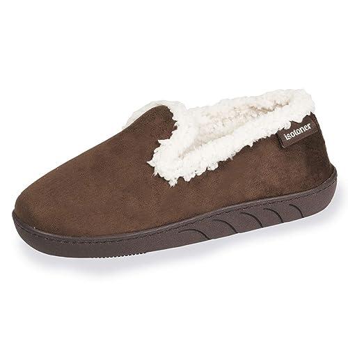 Isotoner - Zapatillas de Estar por casa para niña: Amazon.es: Zapatos y complementos