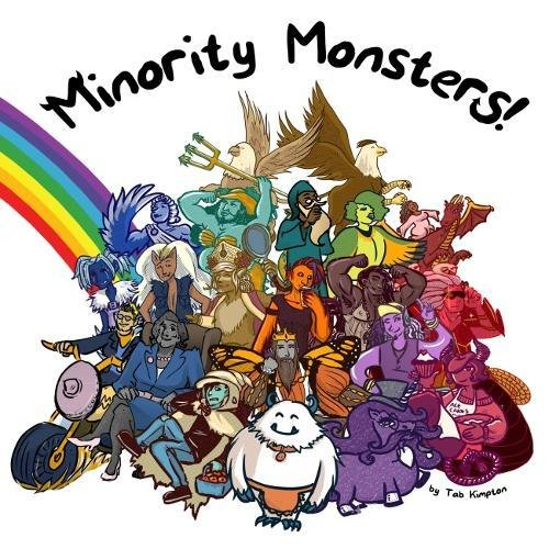 MinorityMonsters