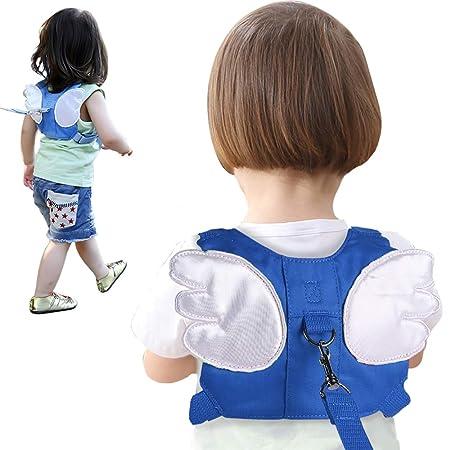 CLL Anti-perdido para niños con Mochila de Cuerda de tracción ...