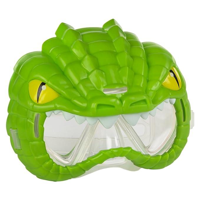 COLORBABY - Mascara para natación Aqua Kidz con diseño de tiburón, Color Azul (53794): Amazon.es: Juguetes y juegos
