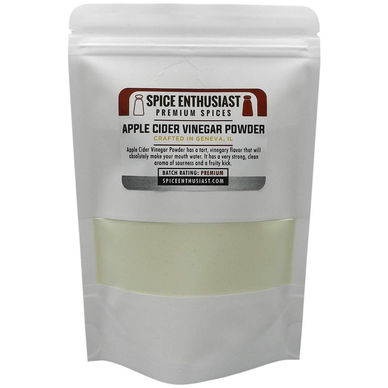Spice Enthusiast Apple Cider Vinegar Powder - 4 oz