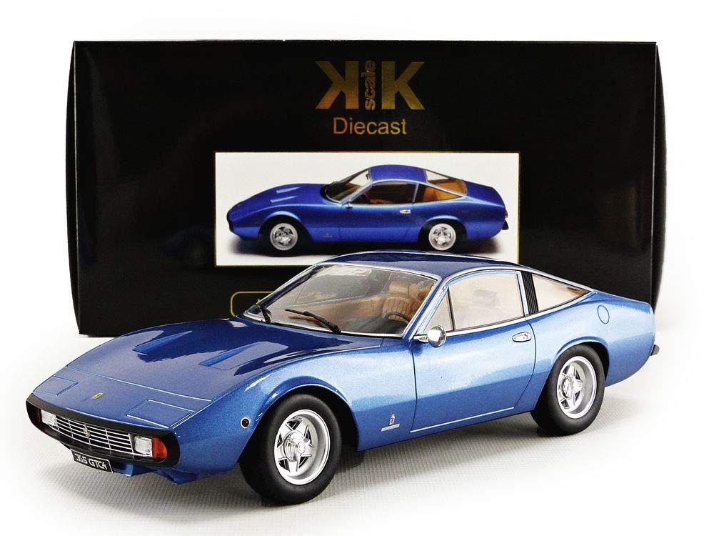 1//18 180282BL KK SCALE MODELS FERRARI 365 GTC4-1971