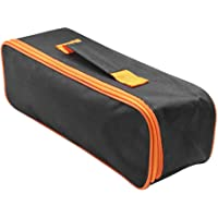 guohanfsh Bolsa de ferramentas resistente, bolsa organizadora de ferramentas de 35,5 cm, bolsa de armazenamento de…