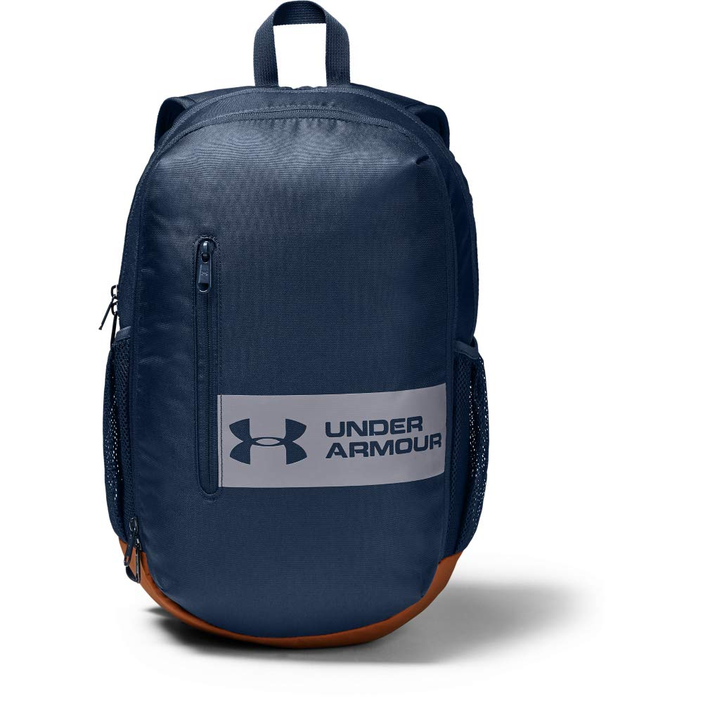 Under Armour Roland Backpack, Academy (409)/Steel, One Size Fits All