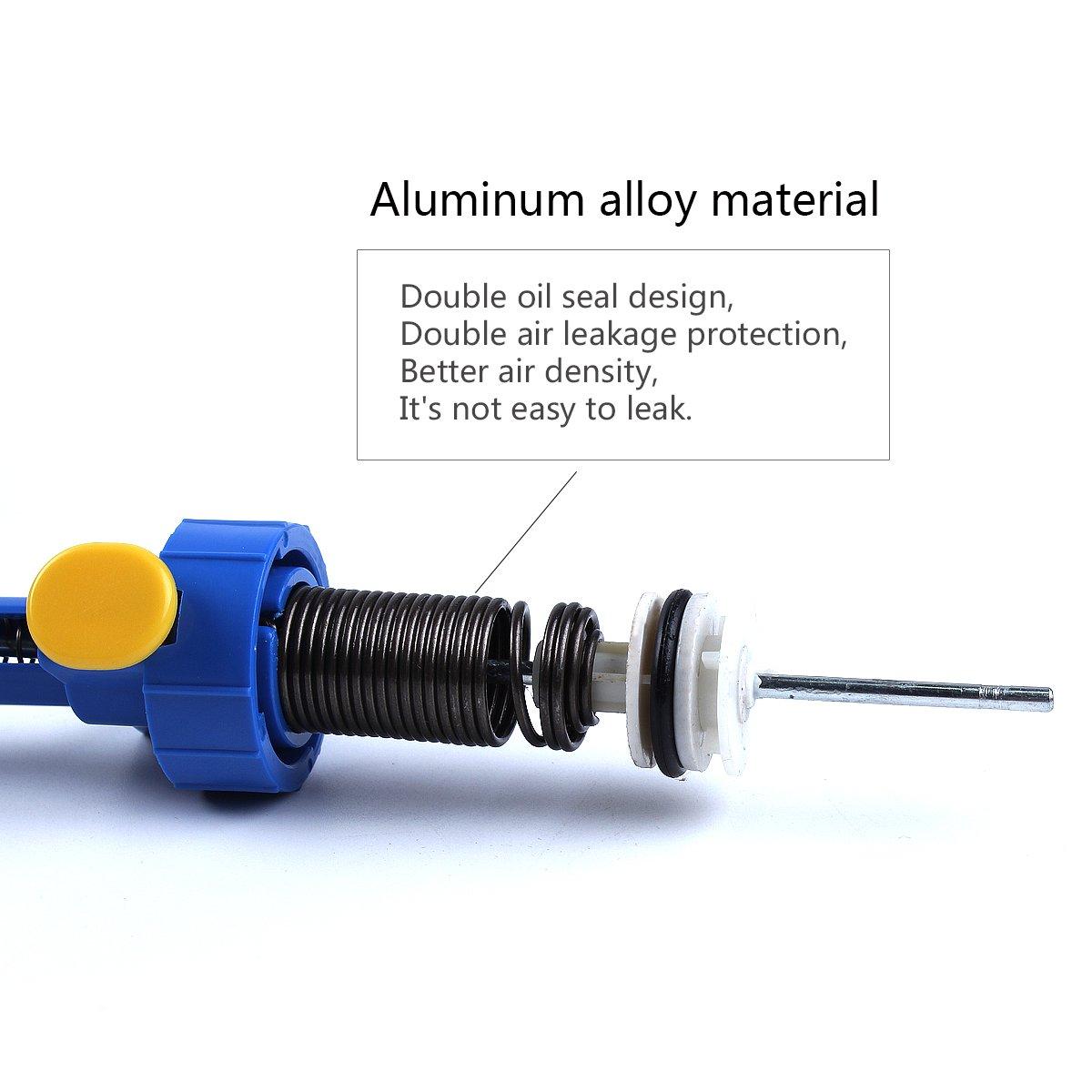 Safety Professional Desoldering Pump - Esste 275/330MM Solder Sucker Desoldering Pump Soldering Iron Removal Tin Bar Tool (L304017) by Esste (Image #5)