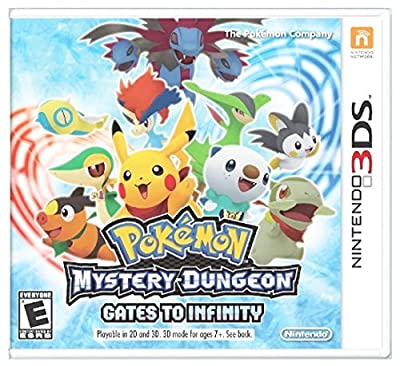 Pokémon Mystery Dungeon: Gates to Infinity   Educational Computers