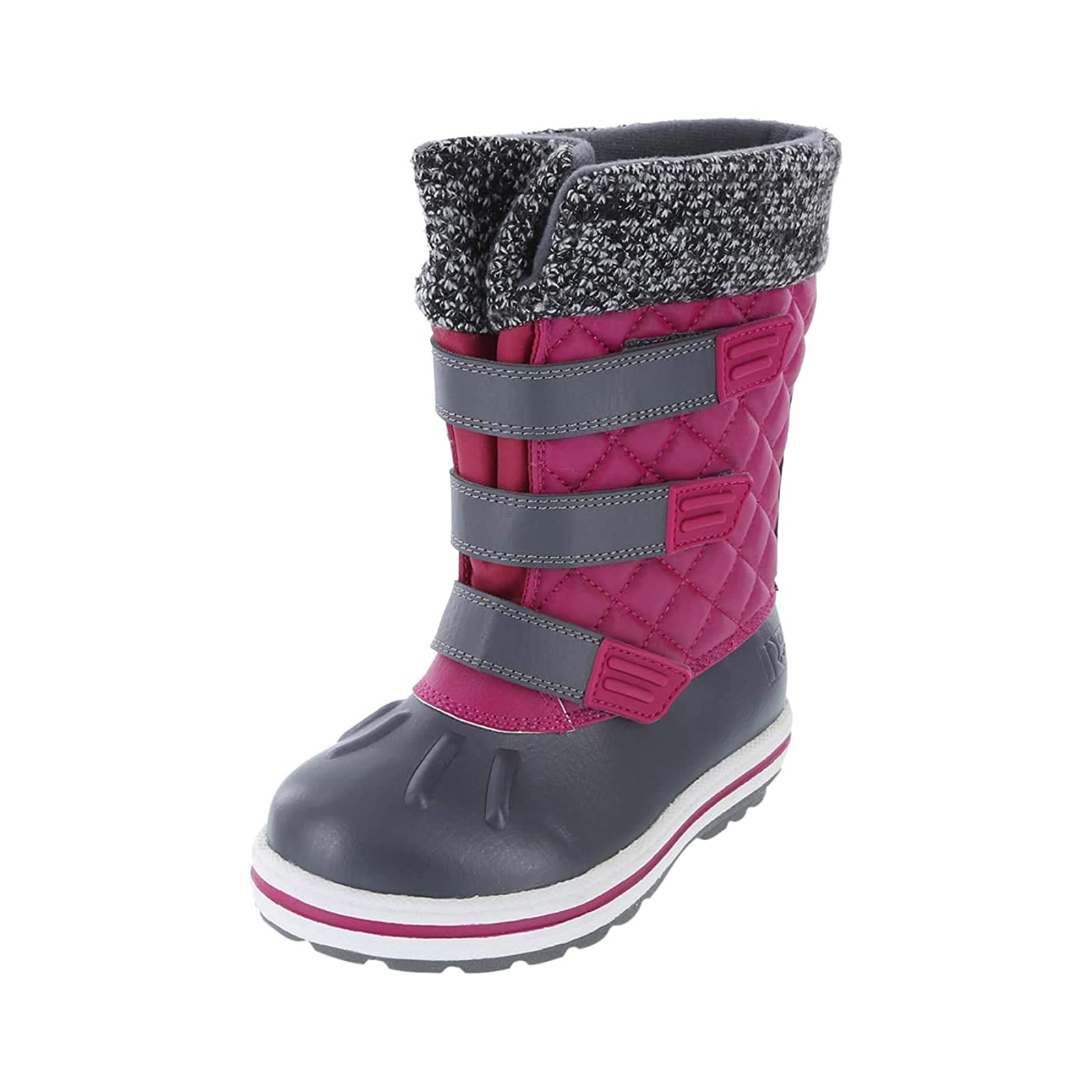 Rugged Outback Raspberry Grey Girls' Toddler -30 177447120 - 4