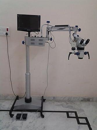 Labgo Ent Operating Microscope 5 Step Lcd, Camera, Motorized