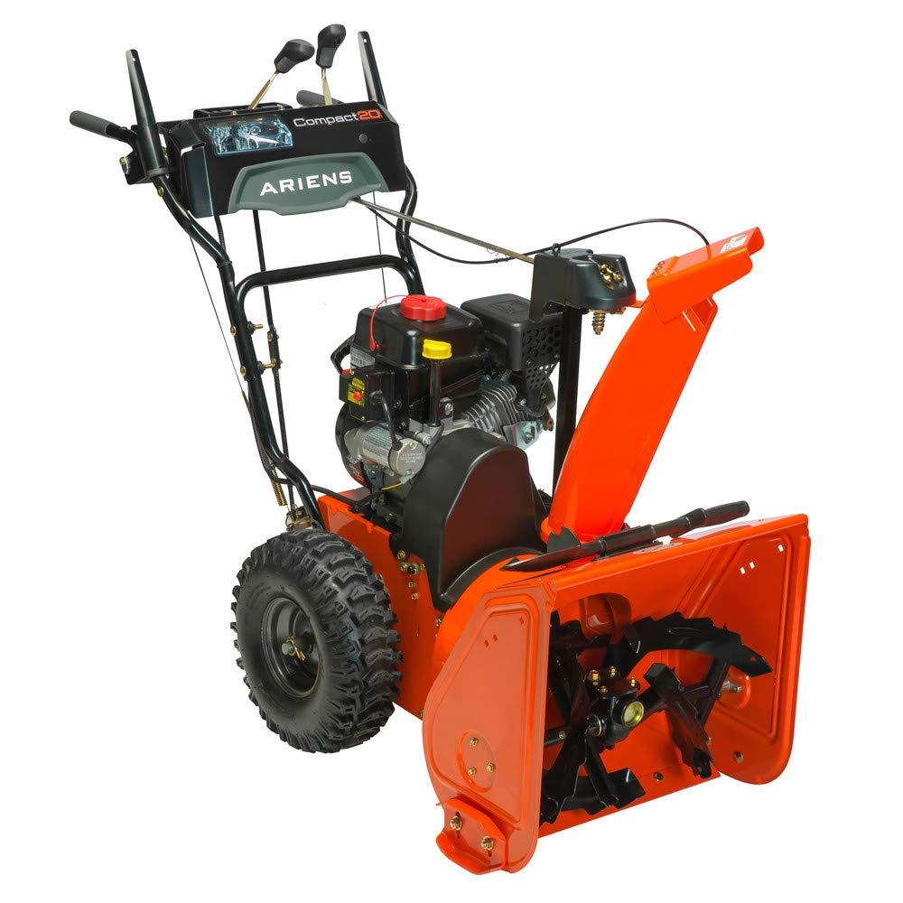 """Amazon.com : Ariens 921030 28"""" 2 Stage DLX Snow Throw Plow, Orange : Ariens  Snow Blower : Garden & Outdoor"""