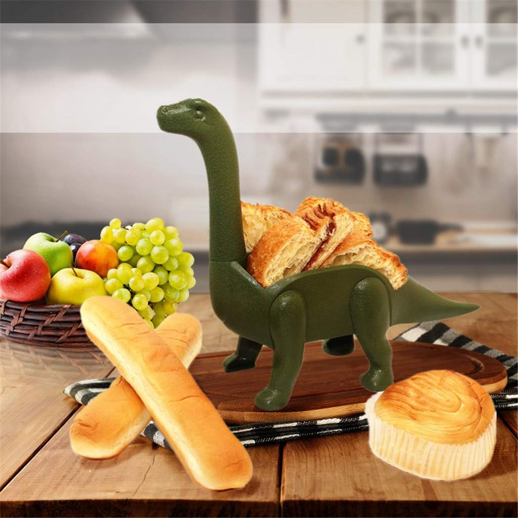 Pulison Tricera Taco Taco Holder The Ultimate Prehistoric Taco Stand for Jurassic Taco Tuesdays and Dinosaur Parties Holds 2 Tacos The for Kids and Kidults That Love Dinosaurs (AG) by Pulison (Image #4)