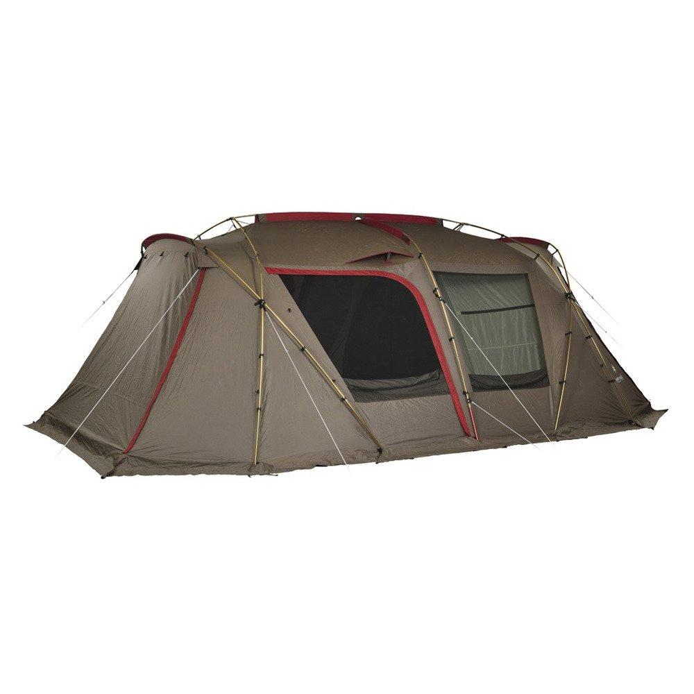 スノーピーク テントポール ランドロックゴールドブラウンフレームセット FES-180 B07DH5L3CD